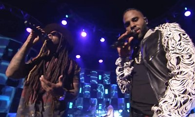 Watch: Jason Derulo Debuts 'Swalla' With Ty Dolla $ign on 'Tonight Show'