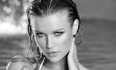 Joanna Krupa Gets Wet and Sultry as She Strips Down to Tiny Bikini on Instagram