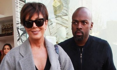 Kris Jenner and Corey Gamble Are Faking Their Breakup for 'KUWTK' Ratings