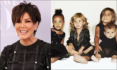 Kris Jenner Reportedly Planning New Reality Show Featuring Her Grandkids