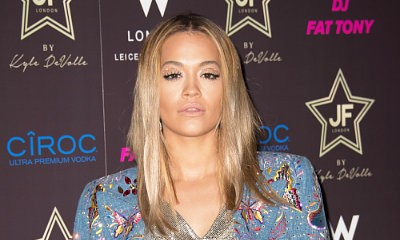 Rita Ora Flashes Nipples Pasties as She Dances Sexily at Coachella