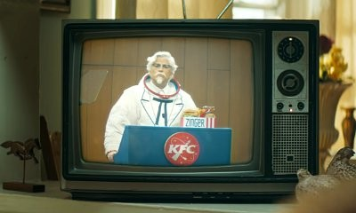 Rob Lowe Transforms Into Colonel Sanders for KFC's Newest Ad