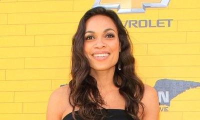 Rosario Dawson Nude Photos and Video Leaked Online