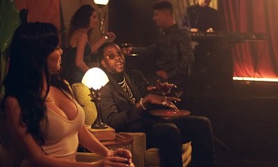 2 Chainz Creates Sexy Vibes With Ty Dolla $ign, Trey Songz and Jhene Aiko in 'It's A Vibe' Video