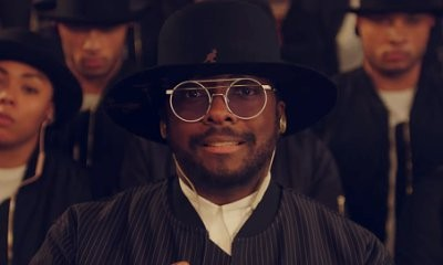 will.i.am Shows Off His Dance Moves in 'Fiyah' Music Video