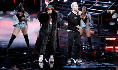 Watch Adam Levine and Big Boi's Epic Performance of 'Mic Jack' on 'The Voice'