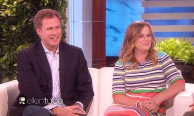 Amy Poehler and Will Ferrell Play Casino Games With Fan and Award Him $100K