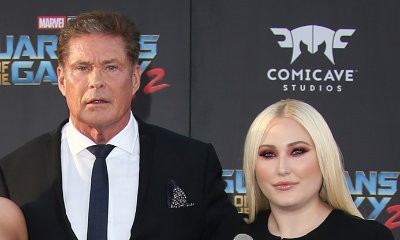 David Hasselhoff Enjoys Miami Vacay While Daughter Hayley Is Arrested for DUI