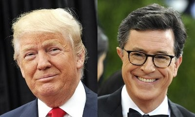 Donald Trump Blasts Stephen Colbert After 'Gay Trump' Joke: 'What He Says Is Filthy'
