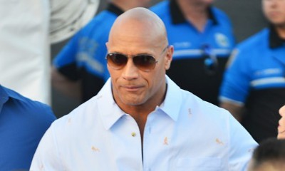 Dwayne Johnson Is Seemingly Pretty Serious About Running for President