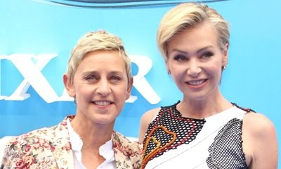 Ellen DeGeneres and Portia de Rossi Are Fighting Nonstop Over Her Flirty Friendships