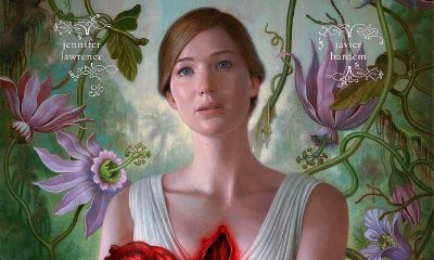 Jennifer Lawrence Literally Rips Out Her Heart in the First Poster of 'mother!'