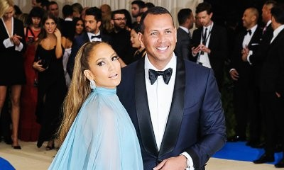 Jennifer Lopez and Alex Rodriguez Make Red Carpet Debut as Couple at Met Gala