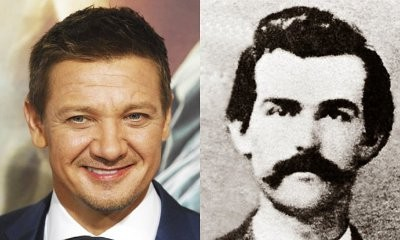 Jeremy Renner to Portray Gunslinger Doc Holliday in Biopic