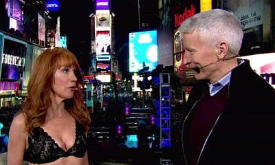Kathy Griffin May Lose CNN's NYE Coverage Gig Over Controversial Trump Photo