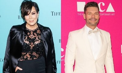 Kris Jenner Is 'Scared' That Ryan Seacrest Will Abandon 'KUWTK' for 'Live'