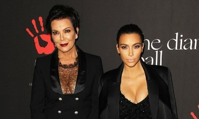 Kris Jenner on Being Kim Kardashian's Surrogate: 'I Would Do It in Two Seconds'