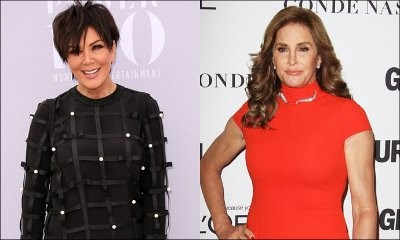 Report: Kris Wants to Reconcile With Caitlyn Jenner