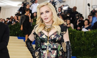 Madonna Flaunts Her Smoking Hot Nude Body on Instagram