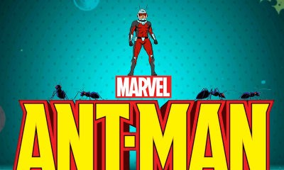 'Marvel's Ant-Man' Animated Shorts Coming to Disney XD
