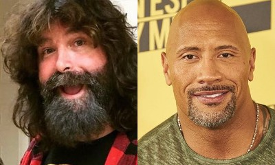 WWE Star Mick Foley Says The Rock Will Make a Great President