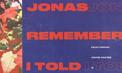 Nick Jonas' New Song 'Remember I Told You' Is a Sassy Breakup Jam