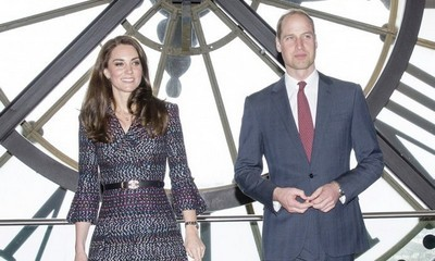 Prince William Keeps Distance From Wife Kate Middleton at Pippa's Wedding