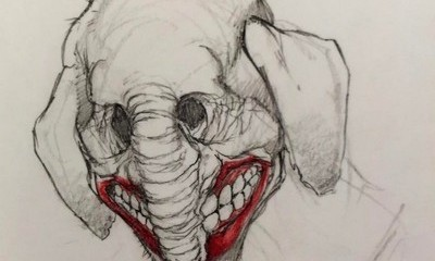 Ryan Murphy Teases Creepy Elephant-Headed Clown for 'American Horror Story' Season 7