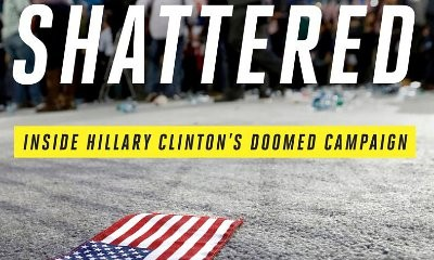 'Shattered', Book About Hillary Clinton Campaign Loss, Could Be a New TV Show