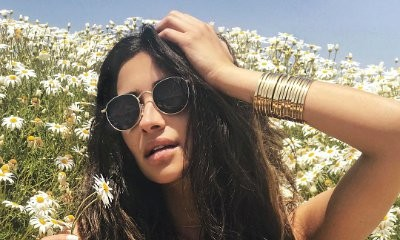 Shay Mitchell Goes Topless in New Instagram Pic