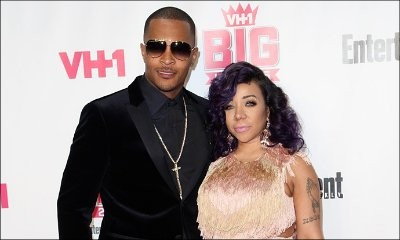 One Happy Family! T.I. and Tiny Put Aside Divorce Drama to Celebrate Son's Birthday