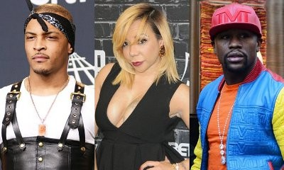 T.I. Confronts Tiny About Alleged Floyd Mayweather Affair