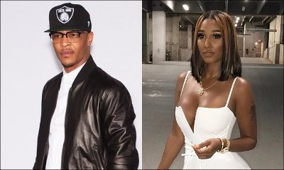 T.I.'s Alleged Side Chick Bernice Burgos Reportedly Wants to Have Baby With Him