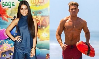 Find Out Why Vanessa Hudgens Refuses to Watch Shirtless Zac Efron in 'Baywatch'