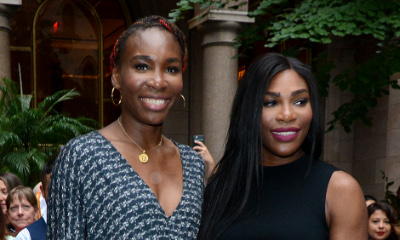 Did Venus Williams Accidentally Reveal the Sex of Serena's Baby?