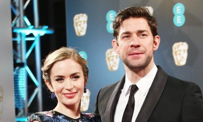 Emily Blunt Exposes Butt Cellulite During Vacation With John Krasinski