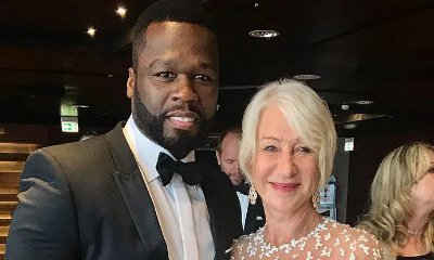 50 Cent Has the Hots for Helen Mirren Despite 30-Year Age Gap: 'She Turns Me On'