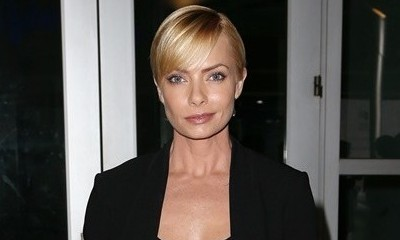 'Mom' Star Jaime Pressly Pregnant With Twin Boys