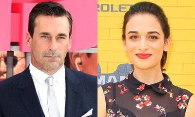 Are Jon Hamm and Jenny Slate Dating? Pal Says 'They're a Perfect Match'