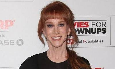 Kathy Griffin Officially Fired From CNN's NYE Coverage Following Bloody Donald Trump Photo