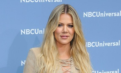 Khloe Kardashian Goes Braless in Sheer One-Piece, Reveals She Adds Bodysuits to Her Clothing Line