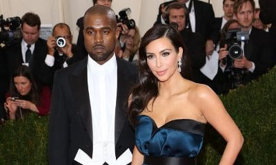 Kim Kardashian Flashes Nipples in Sheer Top During Date Night With Kanye West