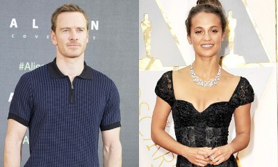 Report: Michael Fassbender and Alicia Vikander Move in Together