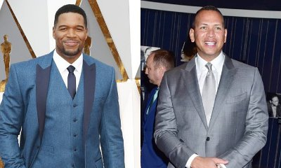 Michael Strahan Worries Alex Rodriguez Will Snatch His 'GMA' Gig