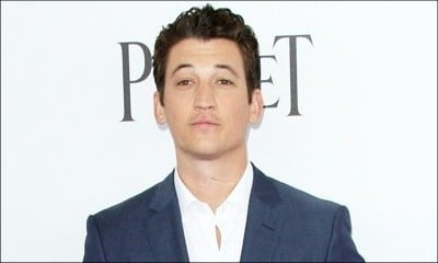 Miles Teller Thrown Into Jail for Public Intoxication