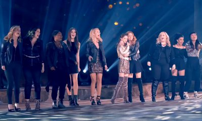 'Pitch Perfect 3' Wrap Reel Teases Chaotic Scenes and Emotional Farewell