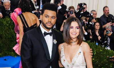 Protective Boyfriend The Weeknd Tells Selena Gomez to Cover Up