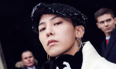 Big Bang's G-Dragon Treats a Lucky Fan in New York