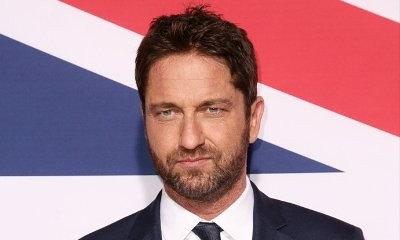 'Grandpa' Gerard Butler Gets Rejected by a Young Woman