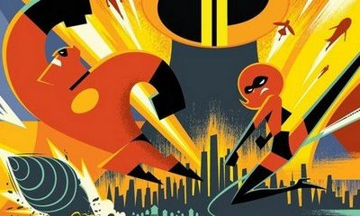 'Incredibles 2' Will Follow Elastigirl on Adventures, Debuts Teaser Trailer